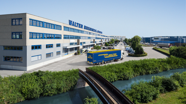 WALTER BUSINESS-PARK - Video clip